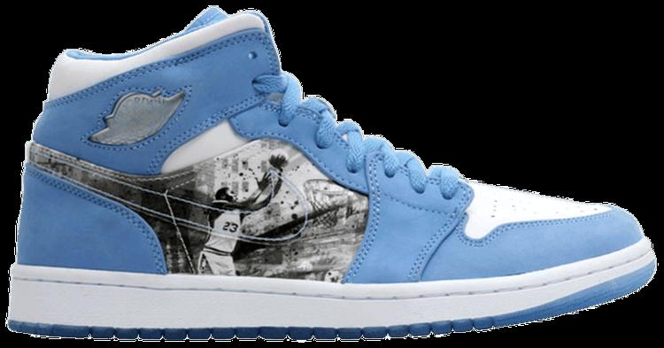 styl mody gładki informacje o wersji na Air Jordan 1 Retro Alpha 'White University Blue'