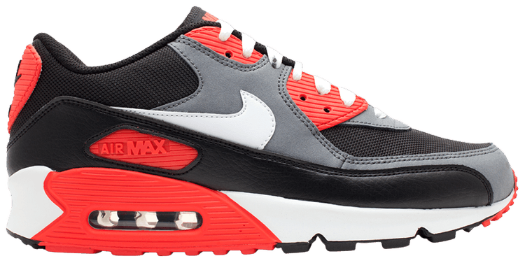 Original Authentic NIKE AIR MAX 90 Men's Running Shoes Breathable Classic Outdoor Sports Full Color New Arrival 537384 065