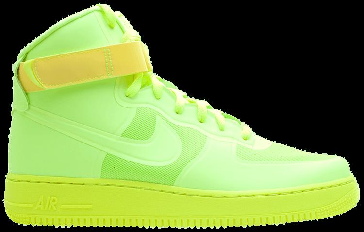 Air Force 1 Hi Hyperfuse Prm 'Volt' Nike 454433 700   GOAT