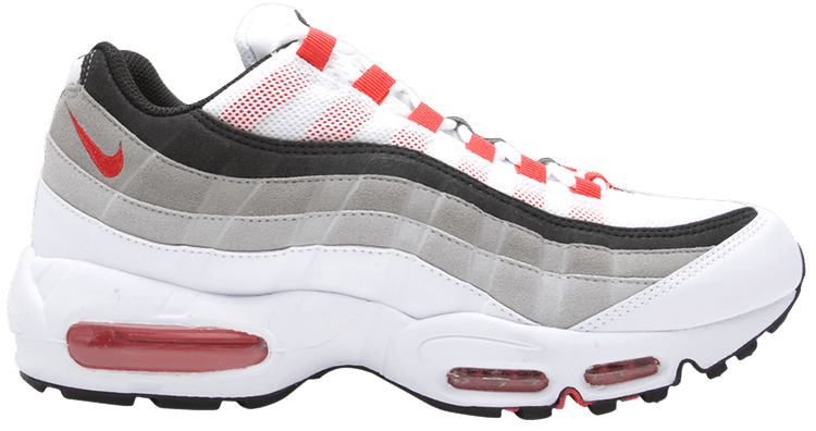 Air Max 95 Cement Red Nike 609048 100 Goat