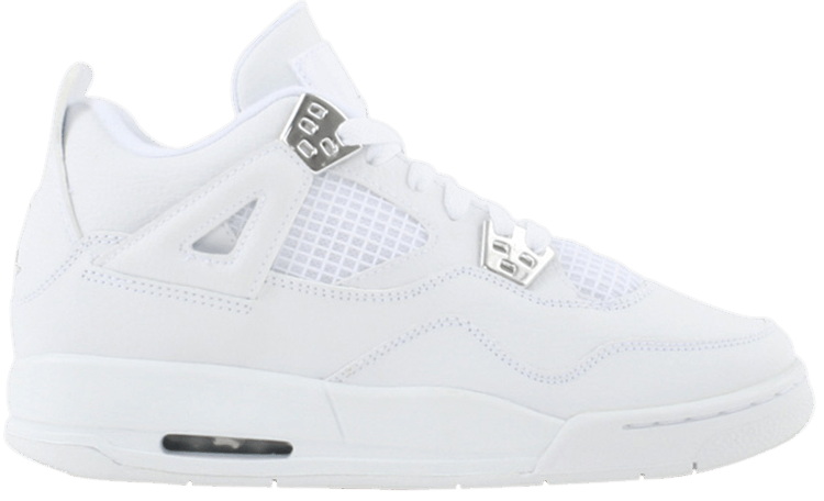 air jordan retro 4 pure money