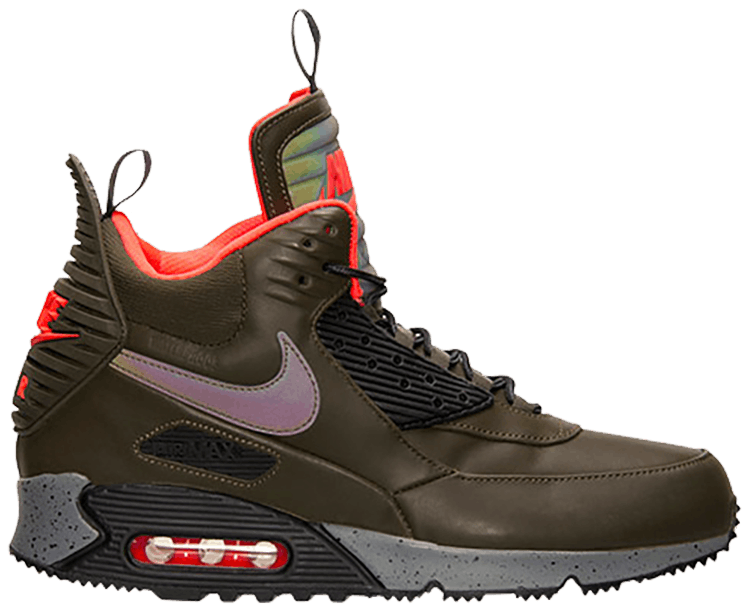 NIKE AIR MAX 90 SNEAKERBOOT ICE NWT