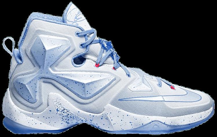 LeBron 13 'Christmas' - Nike - 816278 144   GOAT