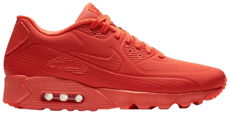 Air Max 90 Ultra Moire 'Bright Crimson'