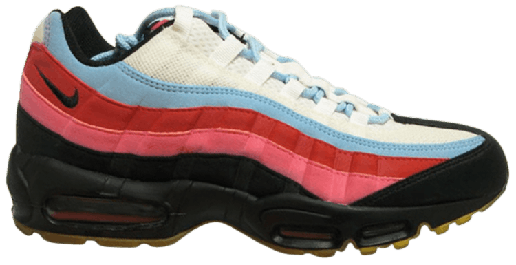 Air Max 95 'Running Man' - Nike - 307272 101 | GOAT