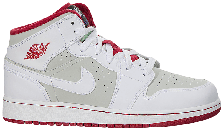 good footwear united states Air Jordan 1 Mid BG 'Hare' 2015