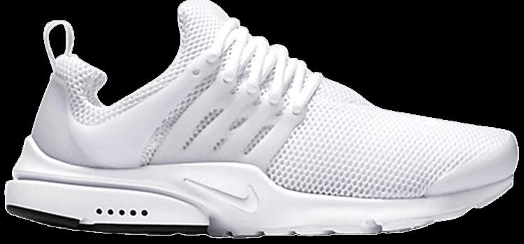 Air Presto Triple White Nike 848132 100 Goat