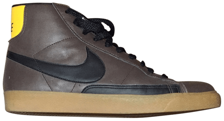 NYX Blazer High 'Cinder' - Nike