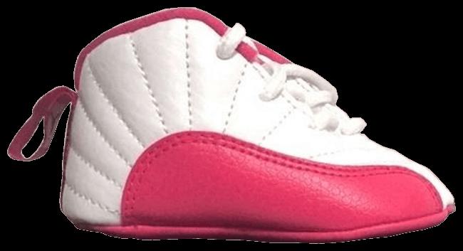 37c54c813ff Air Jordan 12 Retro Infant 'Vivid Pink' - Air Jordan - 378139 109 | GOAT