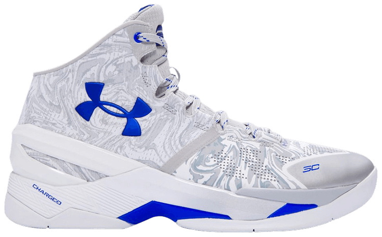 curry 2 all white