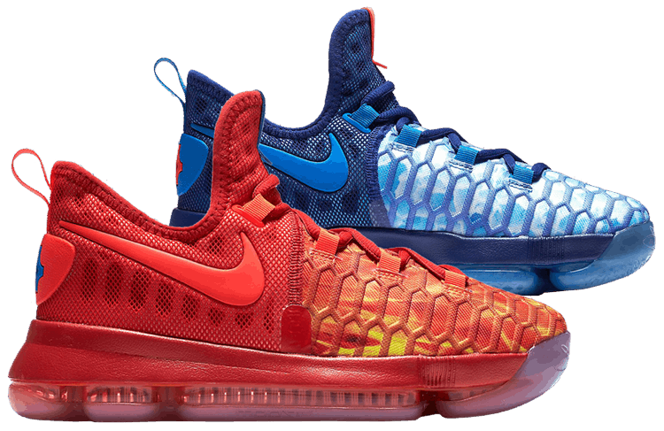 Zoom KD 9 GS 'Fire and Ice'