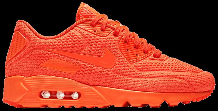 Air Max 90 Ultra Breathe 'Total Crimson' - Nike - 725222 800 | GOAT