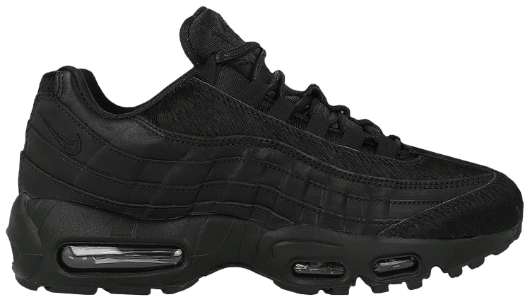 Wmns Air Max 95 Premium 'Black Pony Hair' Nike 807443