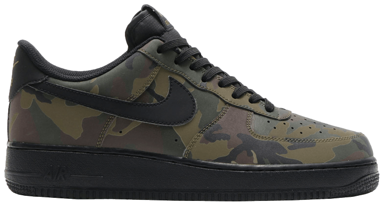 Air Force 1 Low 'Italy Country Camo' Nike AV7012 200 | GOAT