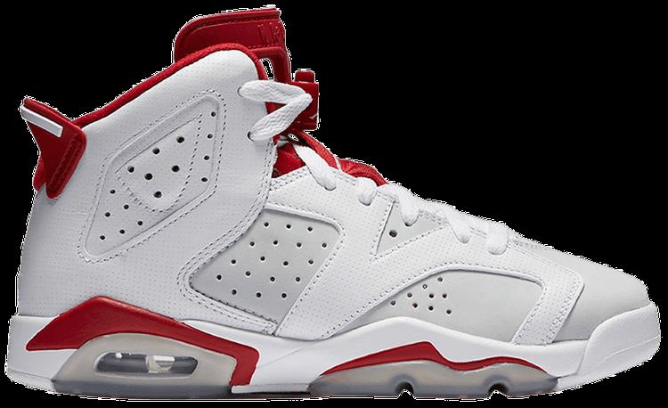 Air Jordan 6 Retro GS  Alternate  - Air Jordan - 384665 113  16983d62847