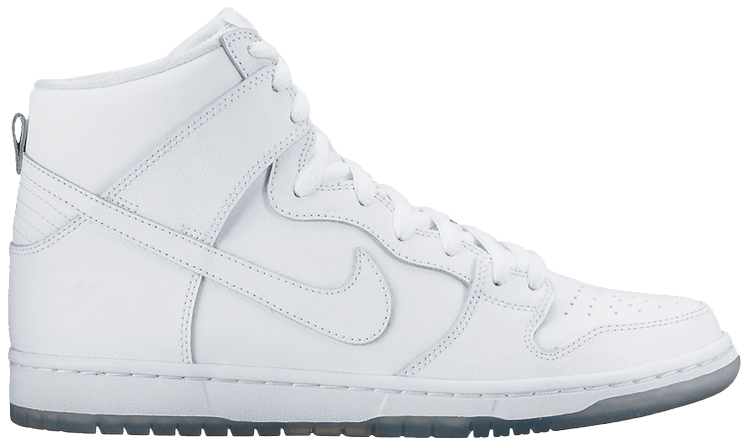 montaje abolir mil  SB Dunk High Pro 'White Ice' - Nike - 305050 113 | GOAT