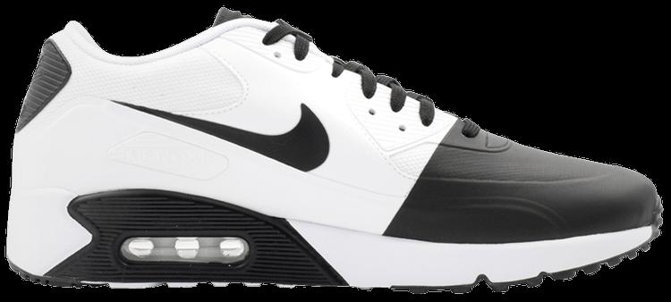Air Max 90 Ultra 2.0 SE 'Black White' - Nike - 876005 002 | GOAT