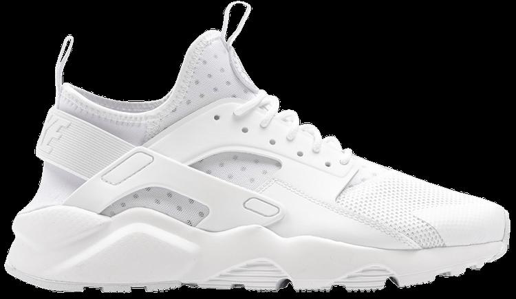 Nike Air Huarache Run Ultra \u0027Triple White\u0027