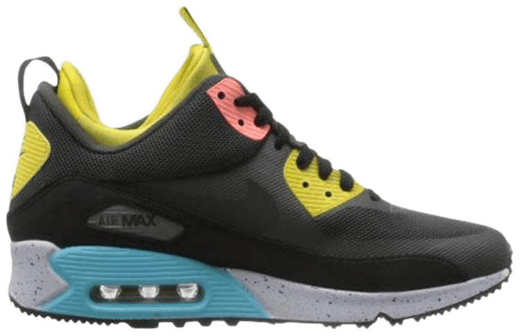 Nike Air Max '90 Sneakerboot NS GridironPink Force Volt