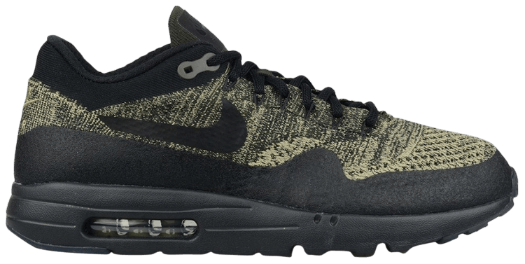 nike air max 1 flyknit olive