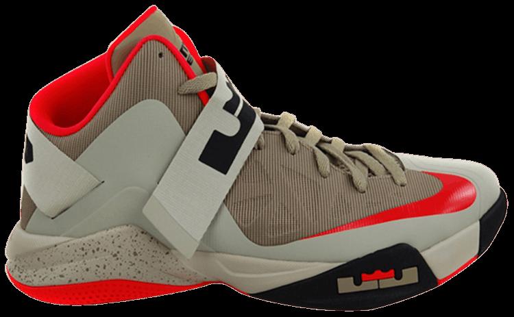 fumar unir Abundantemente  LeBron Zoom Soldier 6 'Bamboo' - Nike - 525015 200 | GOAT