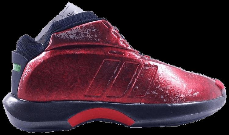 Dame Lillard x Crazy 1  Florist City  - adidas - C76101  7122dddf356f
