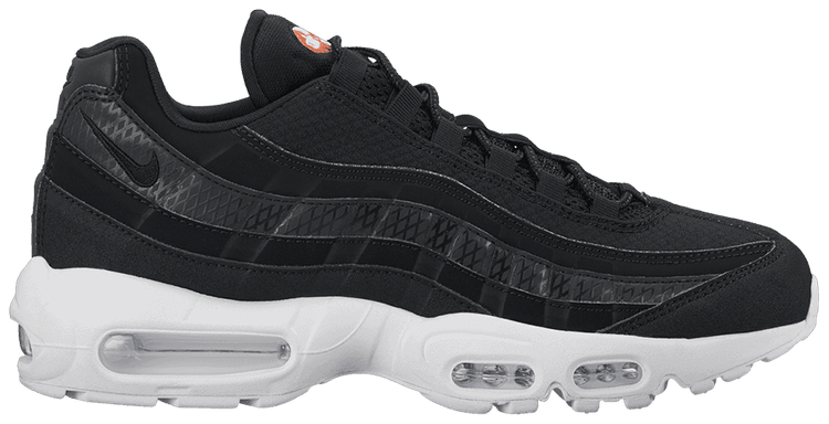 Air Max 95 Premium SE 'Black White' - Nike - 924478 001   GOAT