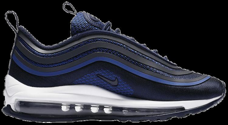 Air Max 97 Ultra 17 GS 'Gym Blue' Nike 917998 401   GOAT