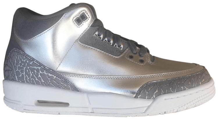 Air Jordan 3 Retro Premium HC GG  Chrome  - Air Jordan - AA1243 020 ... 519f4b919