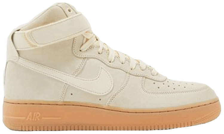 Air Force 1 High 07 LV8 Suede 'Mushroom'