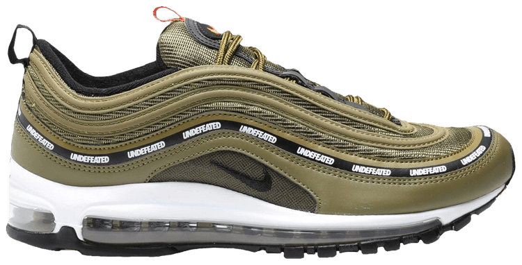 Undefeated x Air Max 97 OG 'Olive'