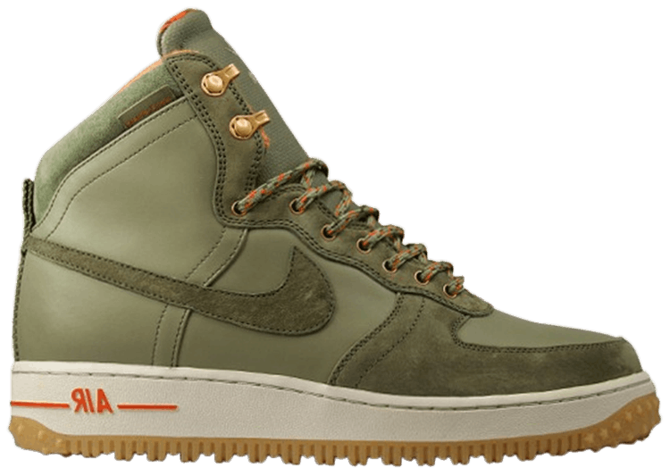 nike air force 1 sneakers militari