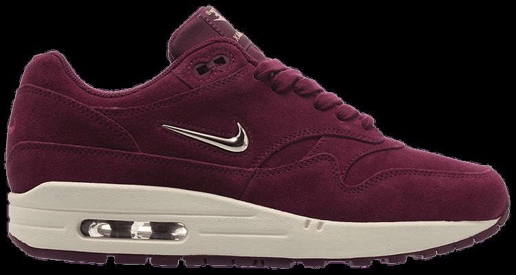 Nike Wmns Air Max 1 Premium SC Bordeaux Bio Beige