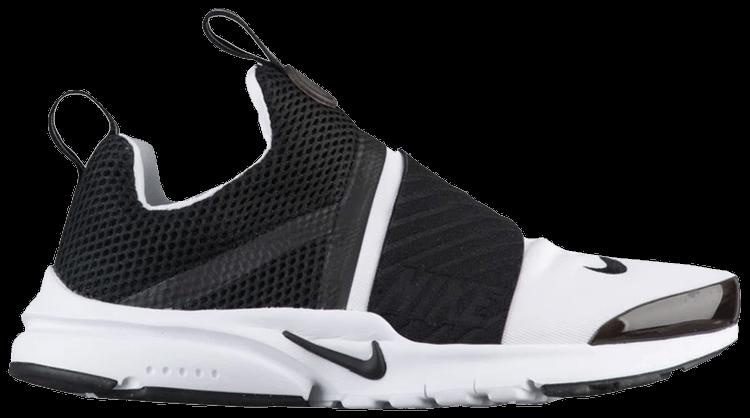 Promesa traqueteo Gimnasio  Presto Extreme GS 'White Black' - Nike - 870020 100 | GOAT