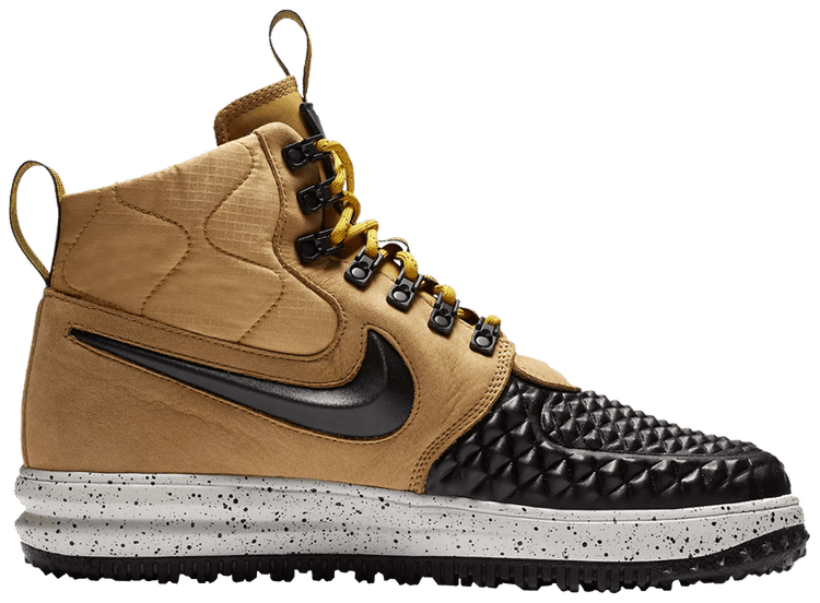 Lunar Force 1 Duckboot 17 'Metallic Gold'