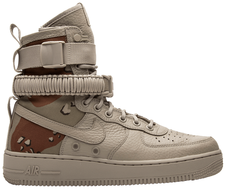 large discount best sneakers shades of SF Air Force 1 'Desert Camo'