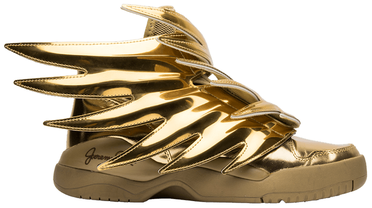 Jeremy Scott x Wings 3.0 'Solid Gold