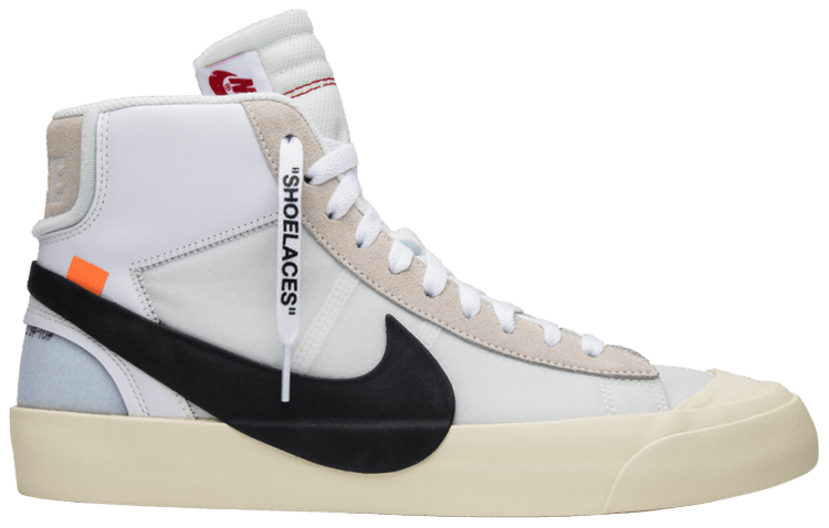 blazer off white nike