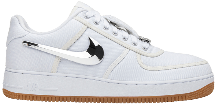 promo code where to buy great prices Travis Scott x Air Force 1 'Travis Scott'