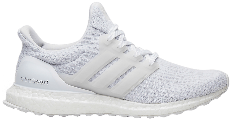 UltraBoost 4.0 'Triple White' - adidas - BB6168 | GOAT
