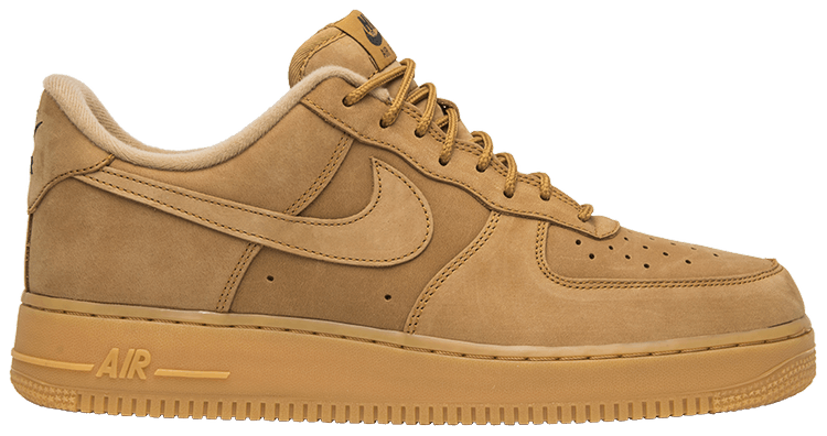 Nike Air Force 1 Low WB Flax Gum Light Brown AA4061 200