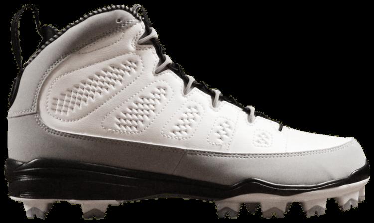 980de5b74f56 ... Air Jordan 9 Retro MCS Baseball Cleat Re2pect ...