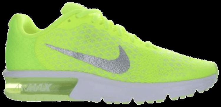 air max sequent 2 green