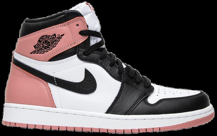air jordan 1 retro high og rosa