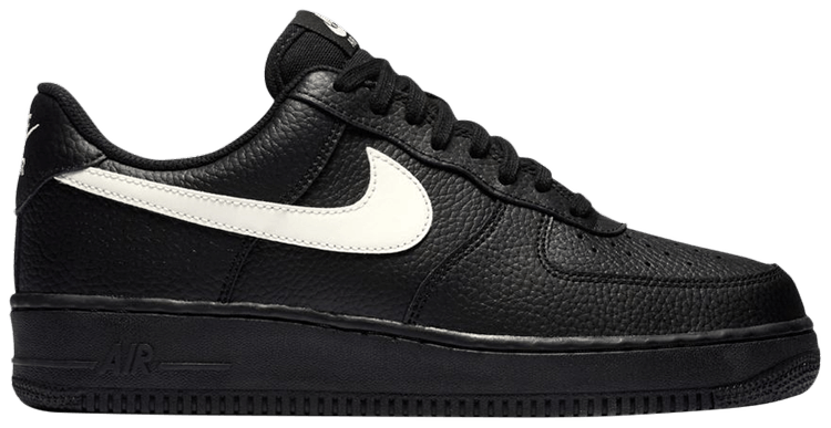Air Force 1 Low '07 'Black' Nike AA4083 001 | GOAT
