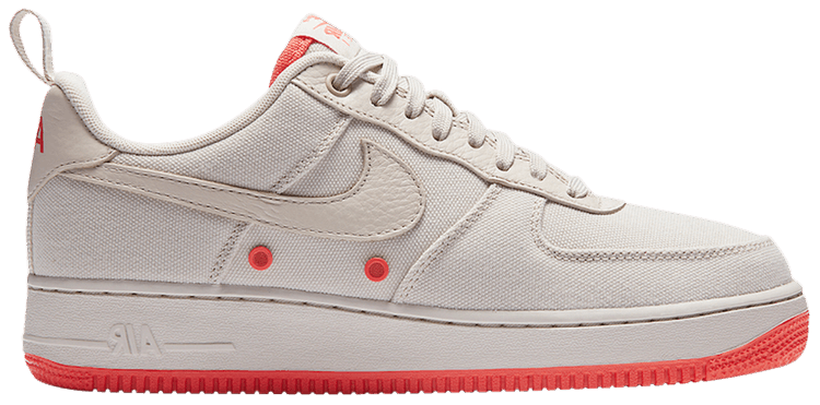 Nike Air Force 1 Low Retro QS Canvas (December Sky) AH1067 401