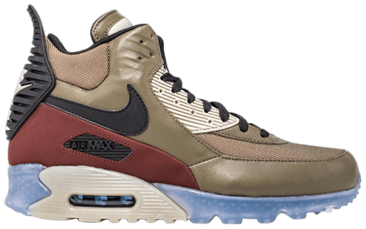promo code c582c ae506 Nike Air Max 90 Sneakerboot Ice Dark Dune