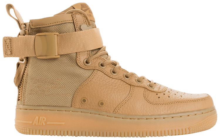 Nike Women's SF Air Force 1 Mid AA3966 700 | BSTN Store