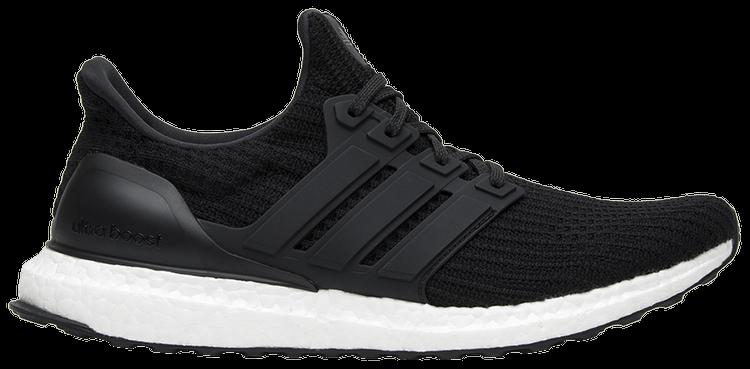 adidas ultra boost 4.0 white black