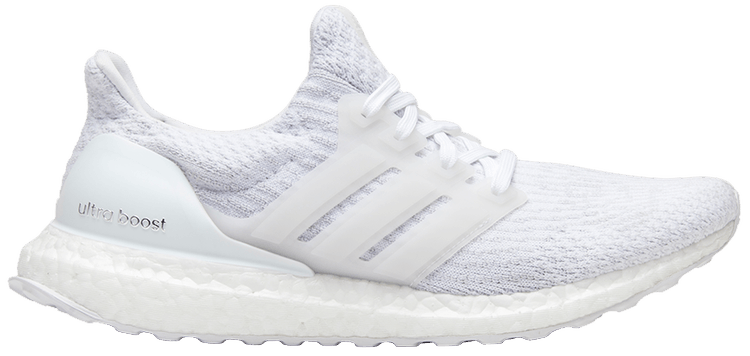 """adidas Ultra Boost 3.0 """"Triple White"""" For Sale"""